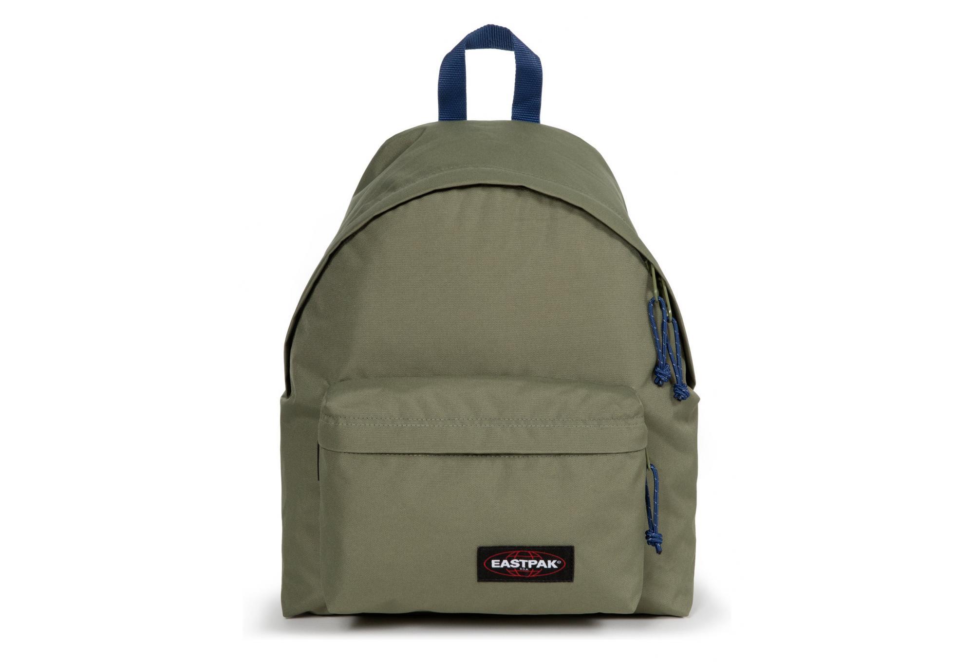 speciale promotie goedkoop kopen schoonheid Eastpak Padded Pak'R Backpack Chatty Khaki-Blue