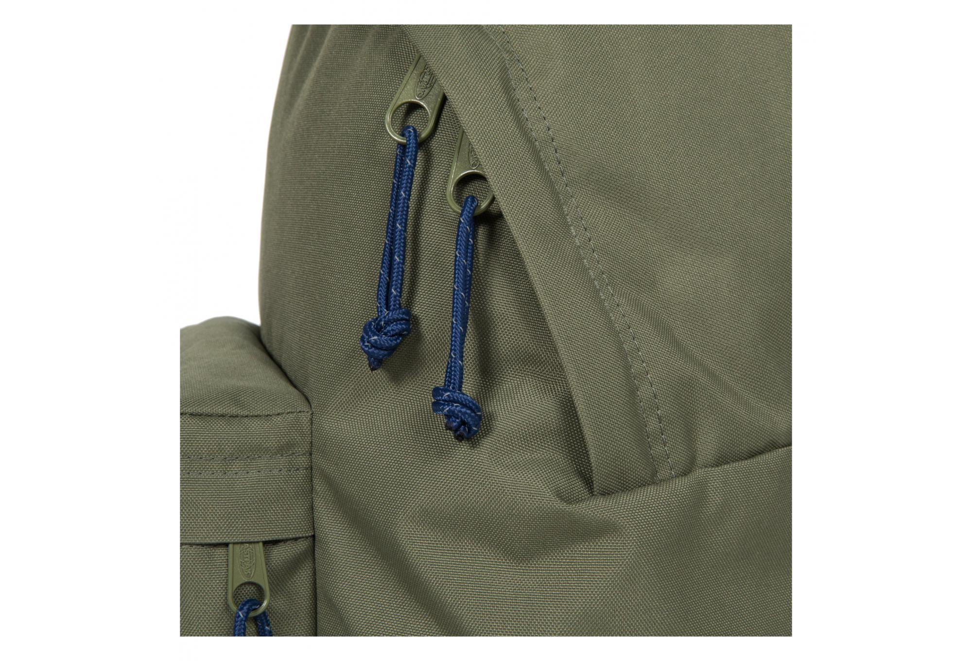 Eastpak Padded Pak'R Backpack Chatty Khaki Blue