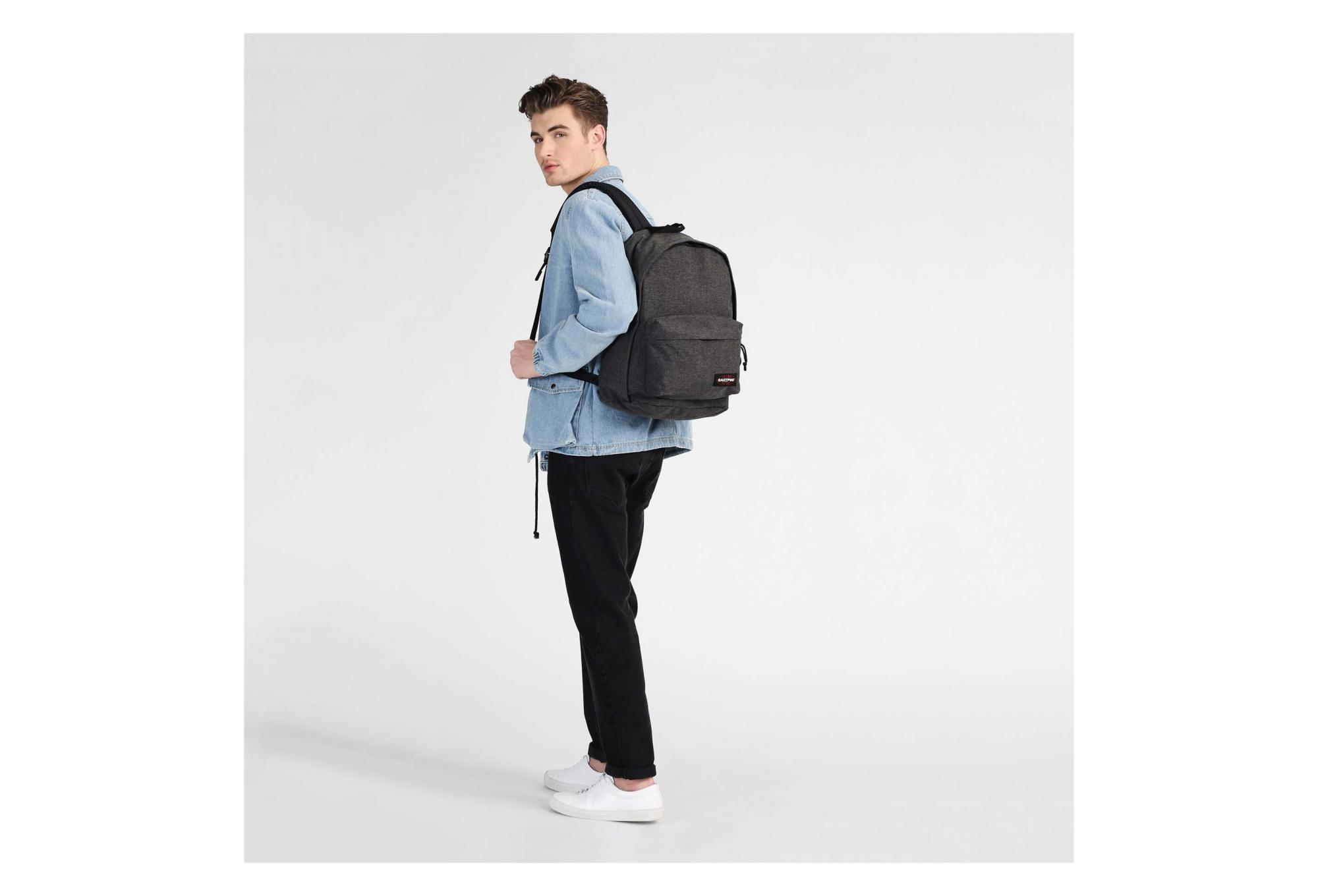 f7d8ad325a Office Of Out Denim À Sac Black Eastpak Dos qK7aFRww6T