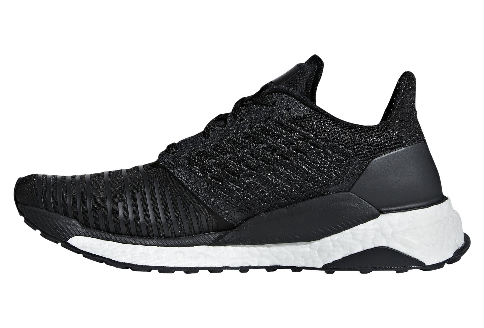 sale retailer 6c6e9 cdbd2 Adidas SOLAR BOOST Women's Shoes Black