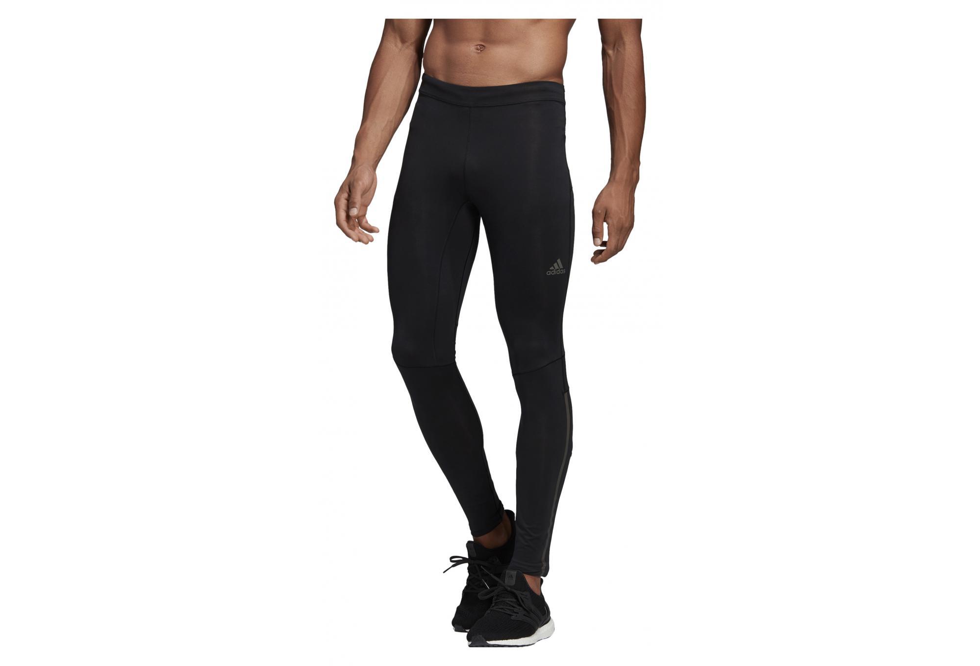 Collant Long Adidas SUPERNOVA Noir