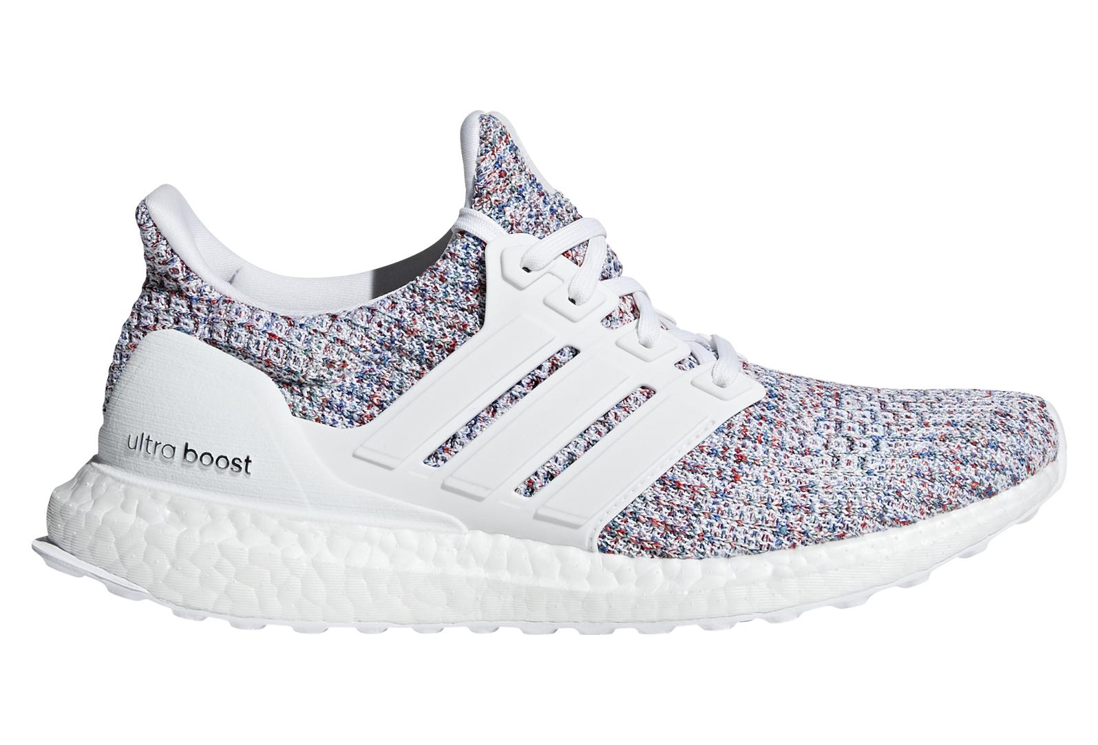 low priced af528 ded8f Scarpe da donna Adidas UltraBOOST Multicolor Bianco