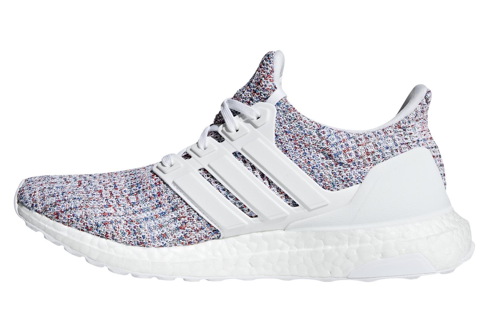Scarpe da donna Adidas UltraBOOST Multicolor Bianco