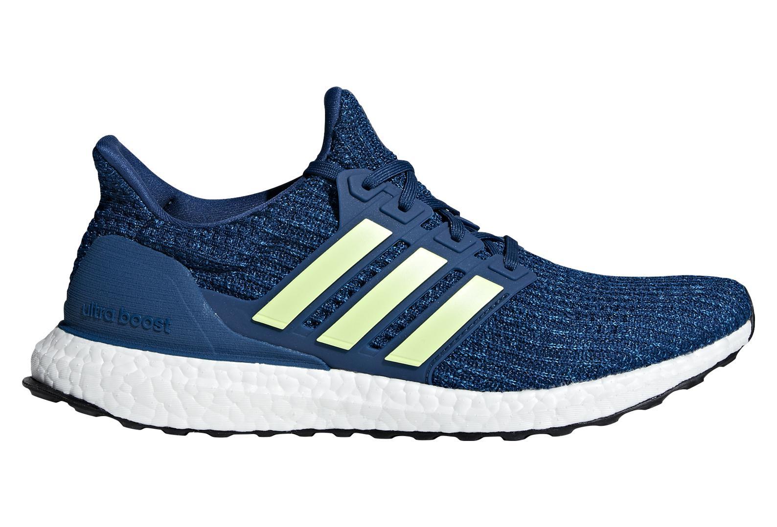 chaussures classiques chaussures de séparation baskets adidas UltraBOOST Men Bleu