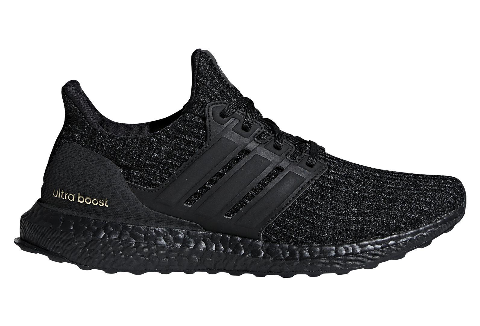 Chaussures Adidas UltraBOOST Femme Noir