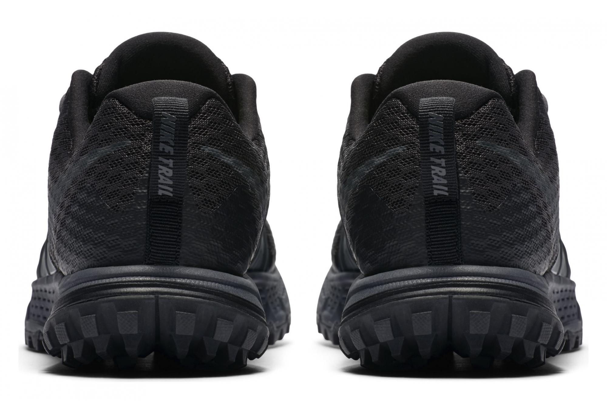official photos on feet shots of 50% price Nike Air Zoom Wildhorse 4 Black Grey Women | Alltricks.com