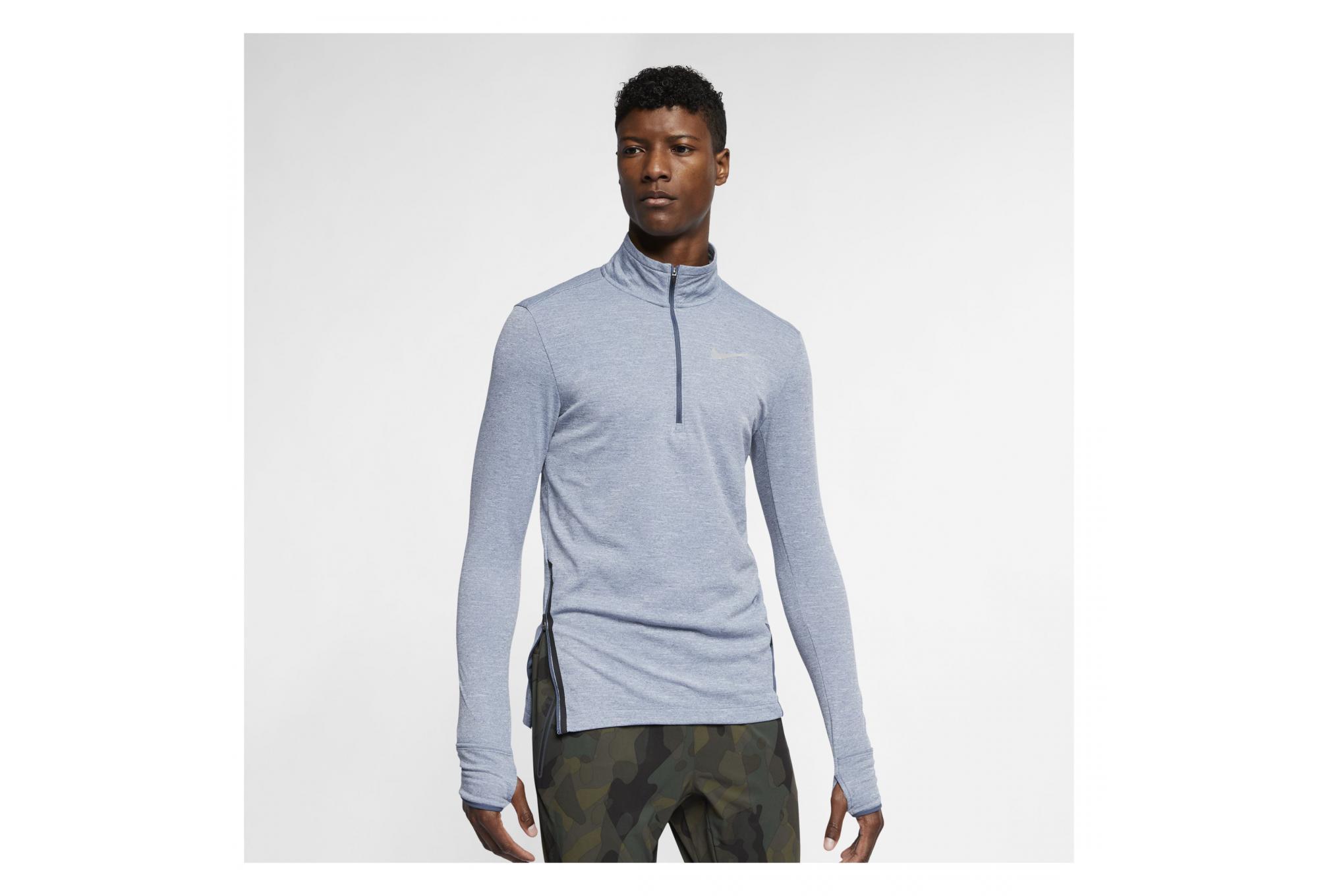 Homme Zip Pull Bleu Sphere Shqdtrc Element Nike 14 TF15JuK3lc