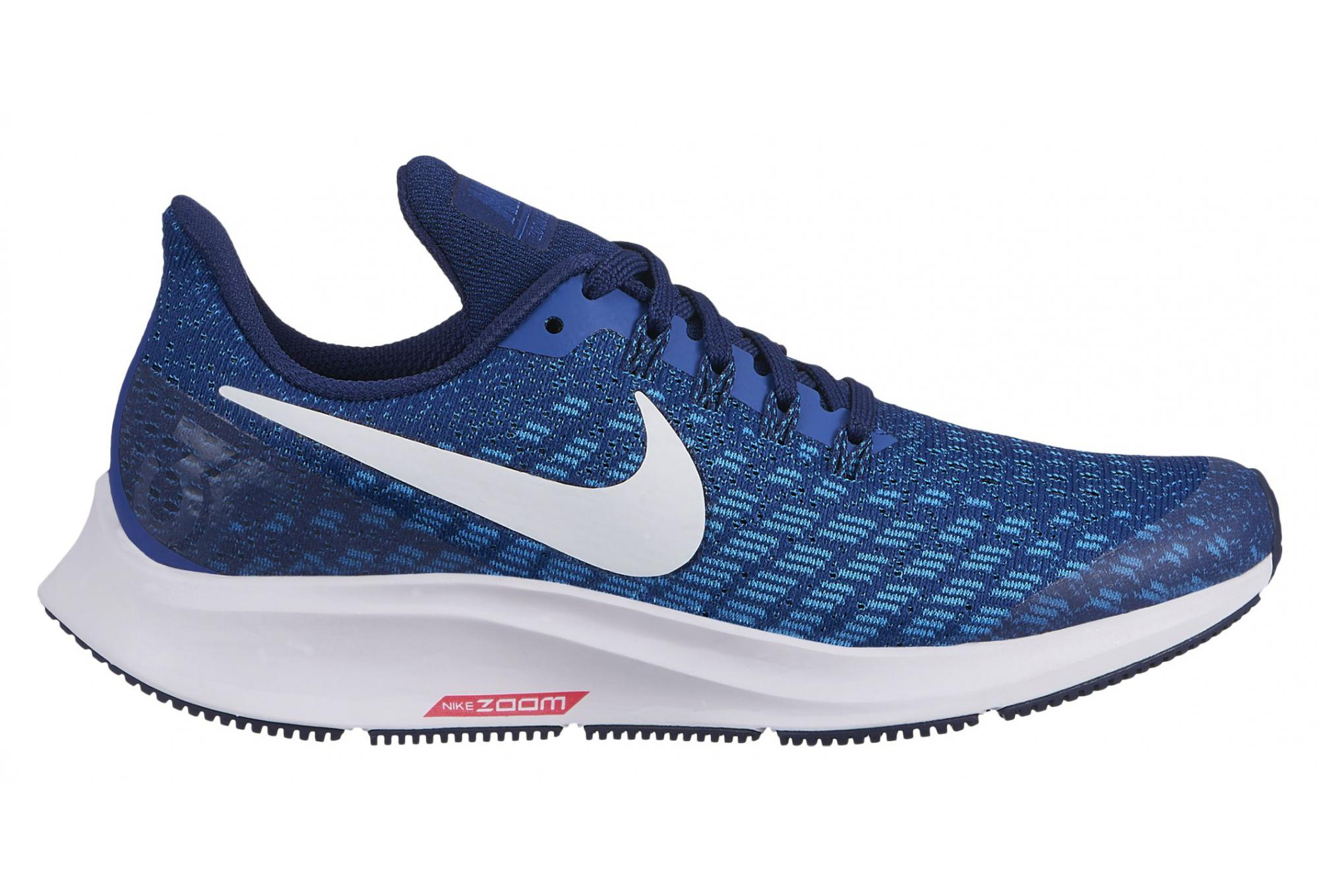 outlet store 01d16 bf5e4 Nike Air Zoom Pegasus Blue Youth
