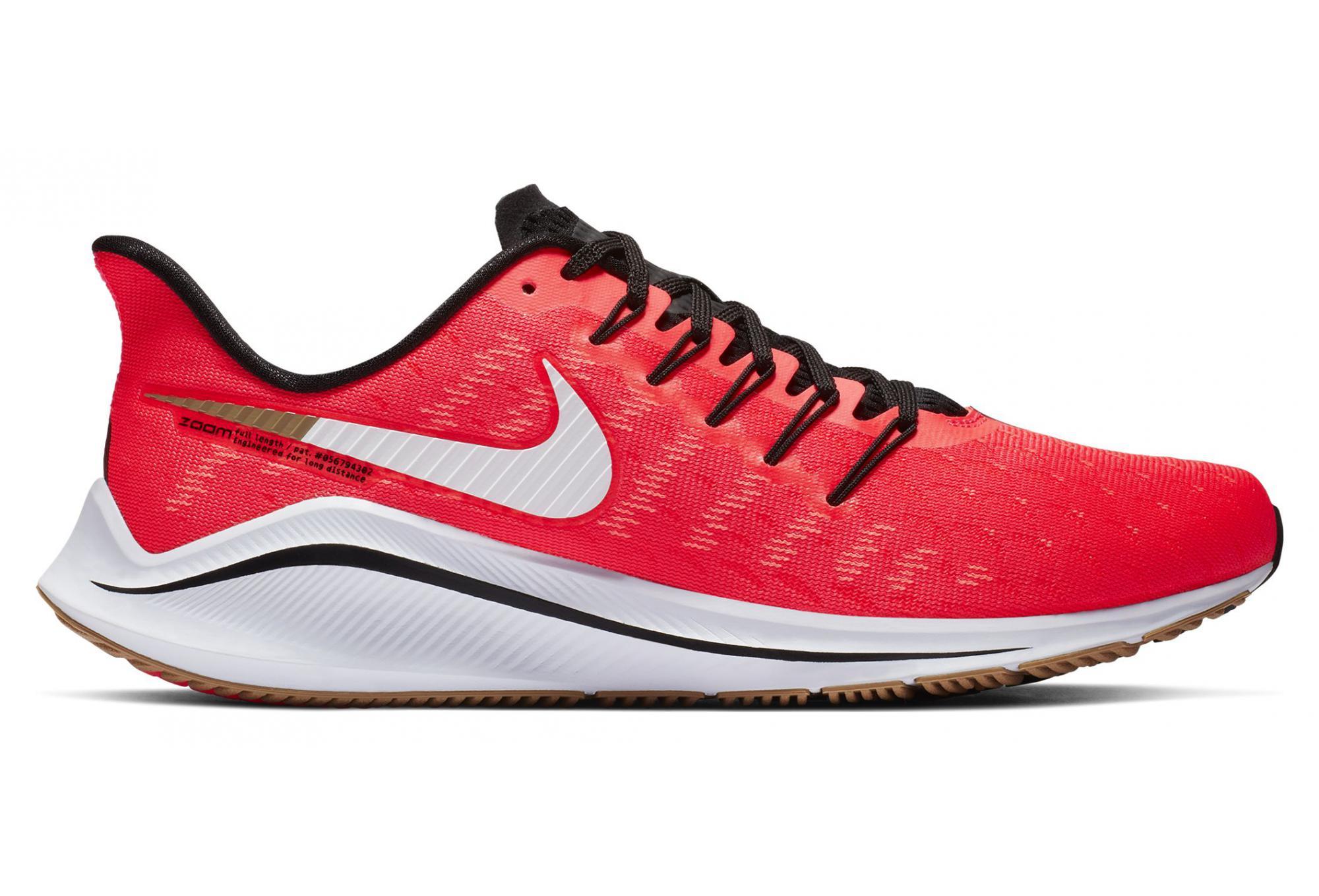 e46132786c0 Zapatillas Nike Air Zoom Vomero 14 para Hombre Rojo