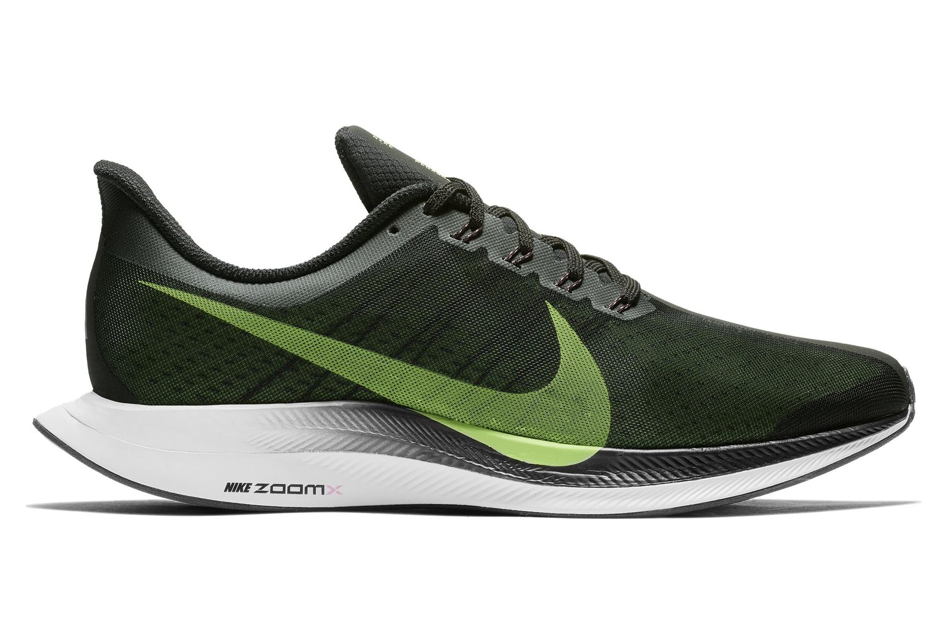 f14bb22c1dca4 Nike Zoom Pegasus Turbo Black Green Men