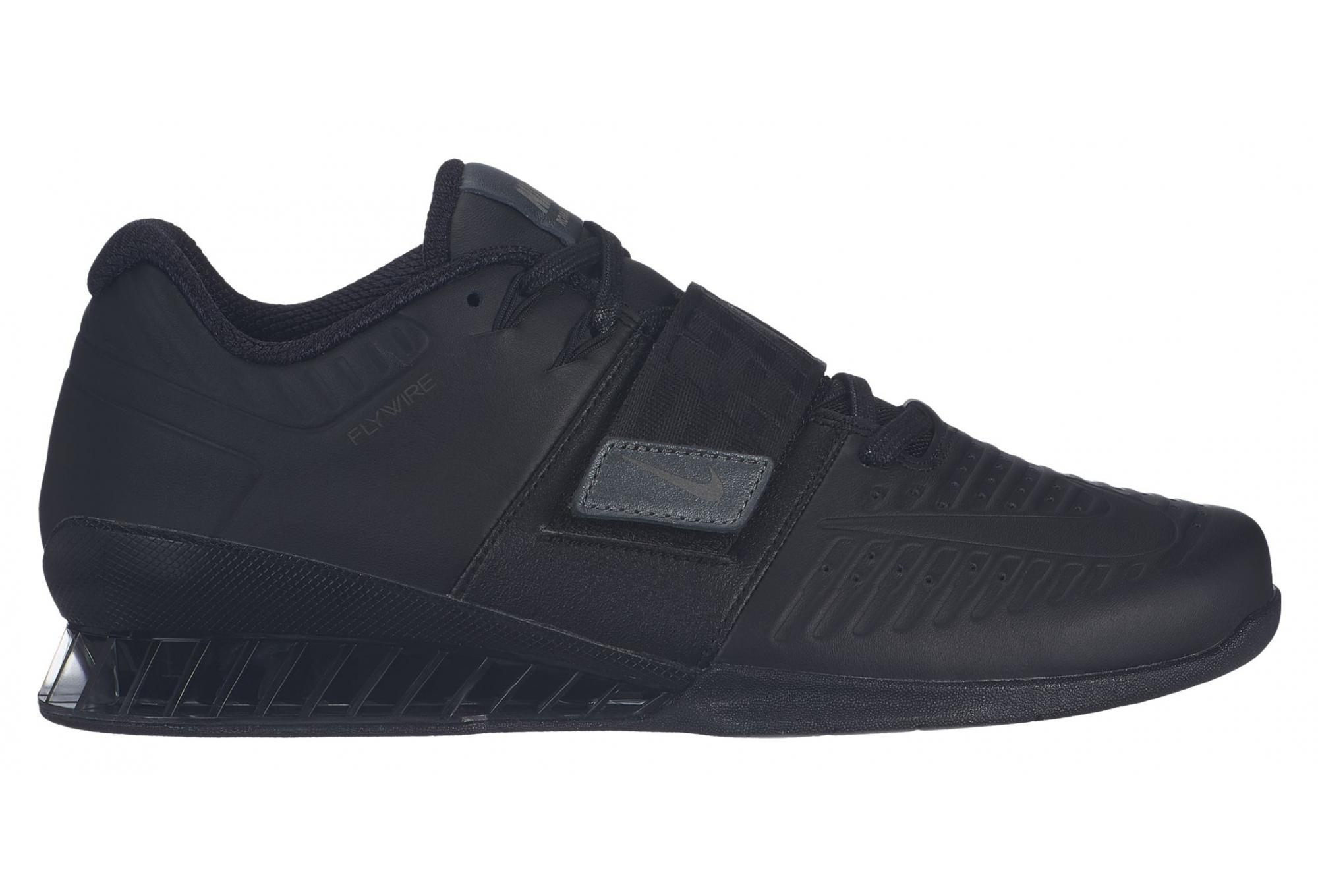 promo code ab4ce 4cfa6 Chaussures de Cross Training Nike Romaleos 3 Noir