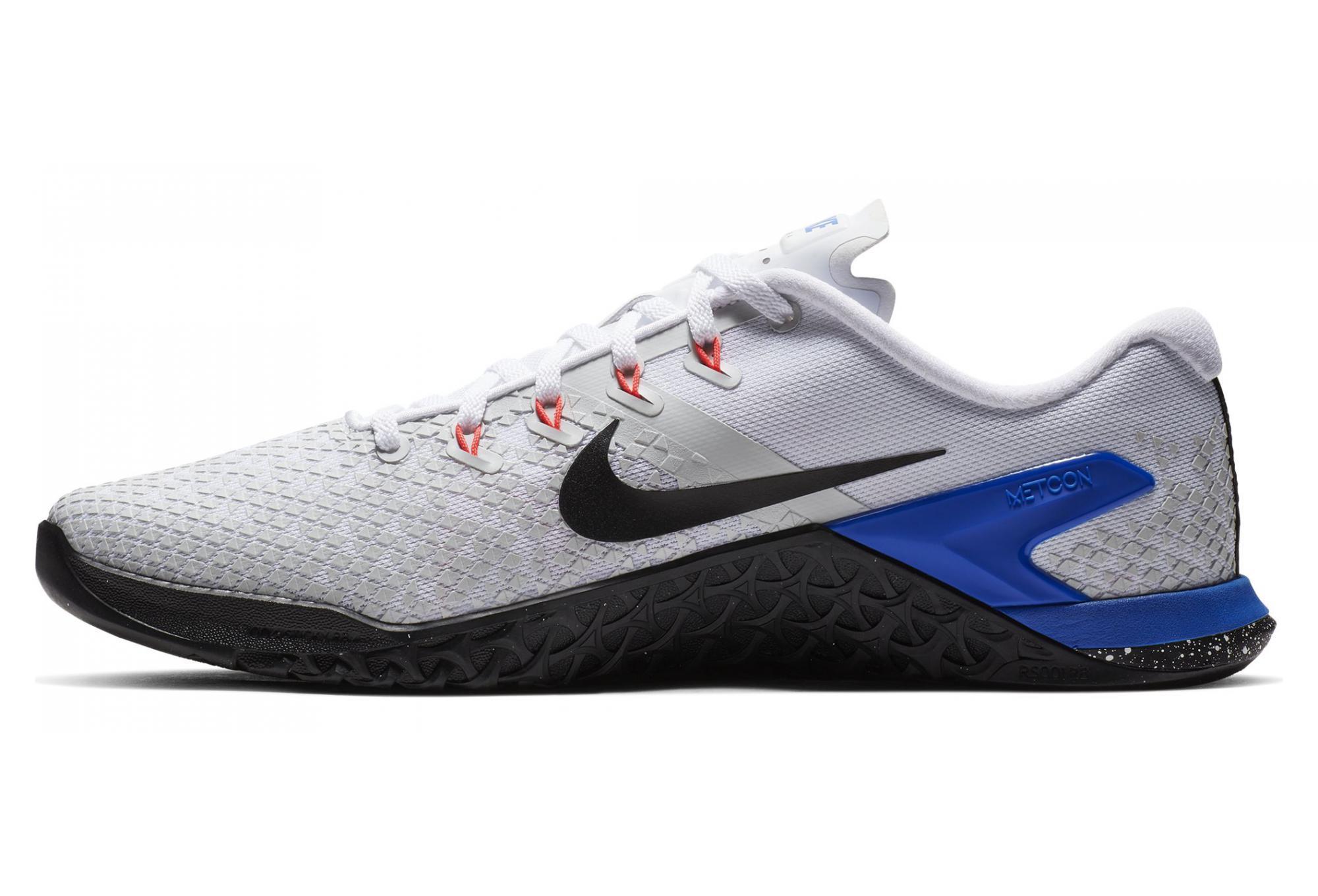 bfd126e60 Zapatillas Nike Metcon 4 XD para Hombre Blanco / Negro