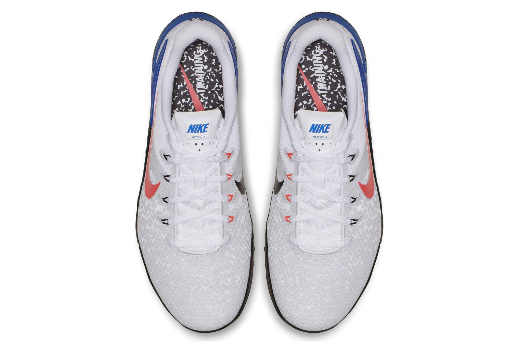 quite nice 5b065 4cbfd Chaussures de Cross Training Nike Metcon 4 XD Blanc  Noir