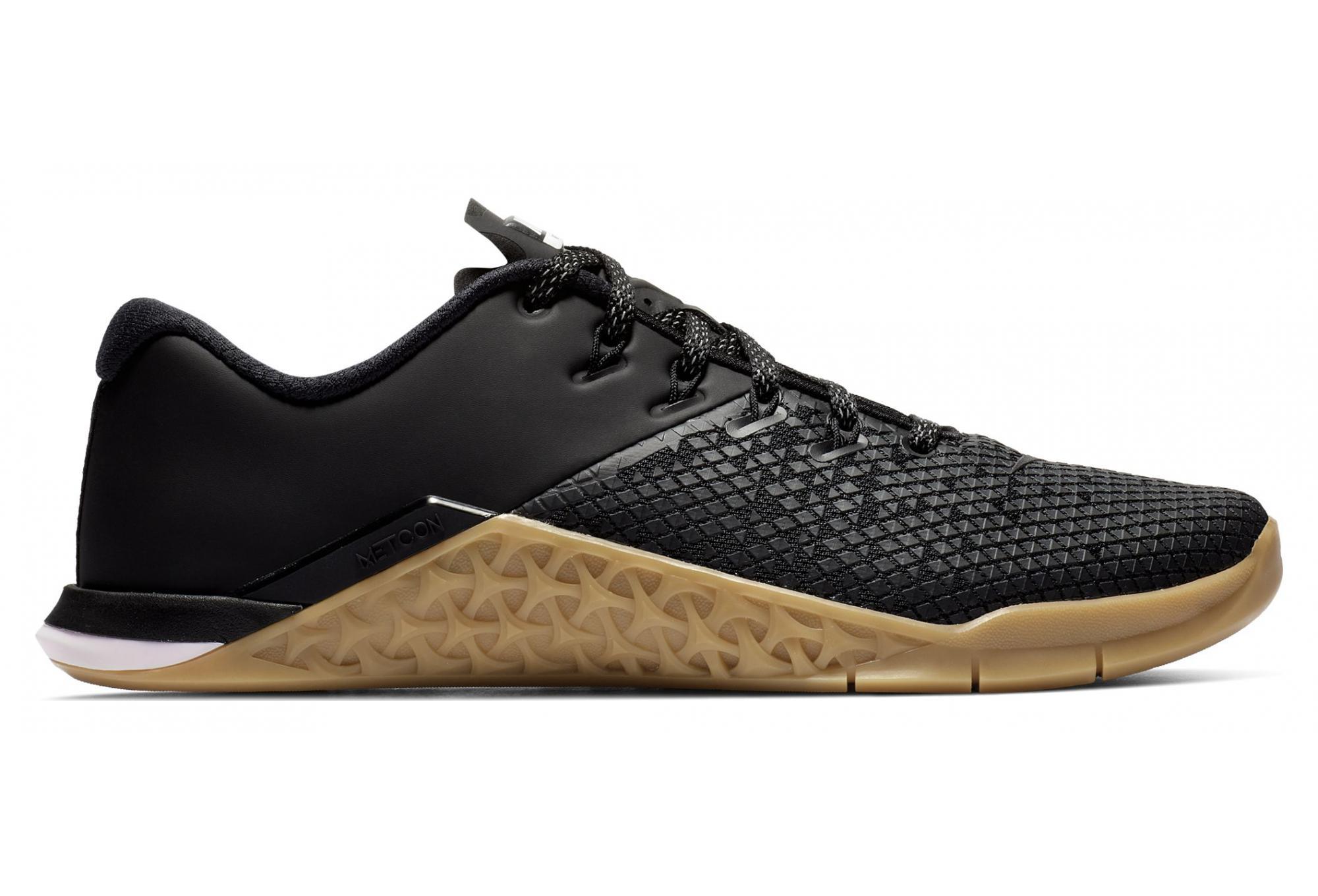 Nike Femme Noir 4 Metcon Xd Gum AjL5qR34