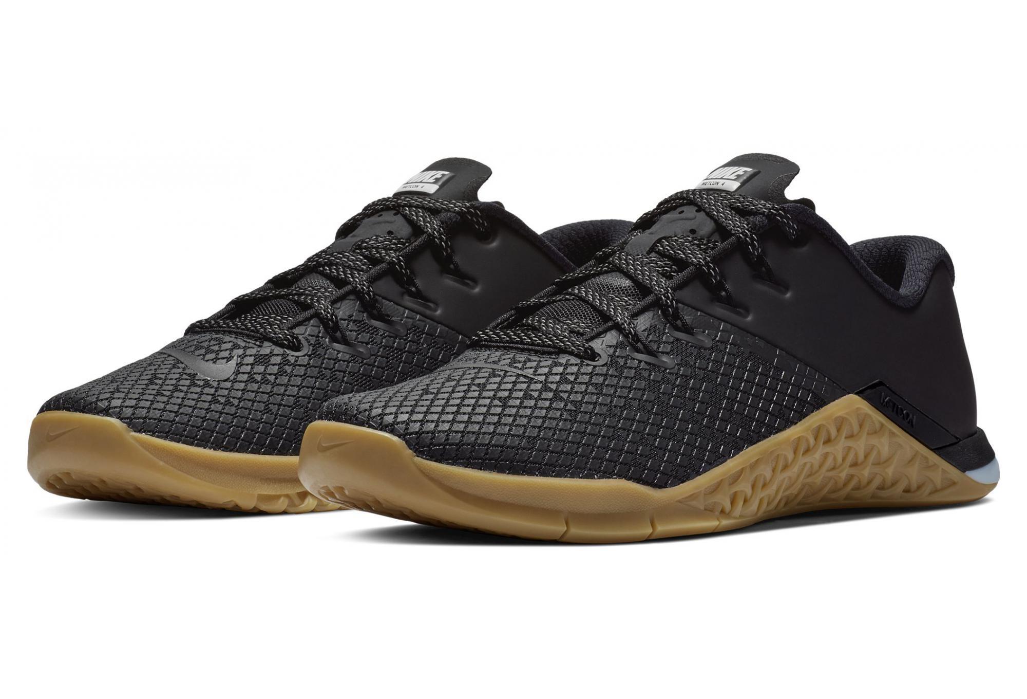 Entrada suma Estéril  Nike Metcon 4 XD Black Gum Women | Alltricks.com