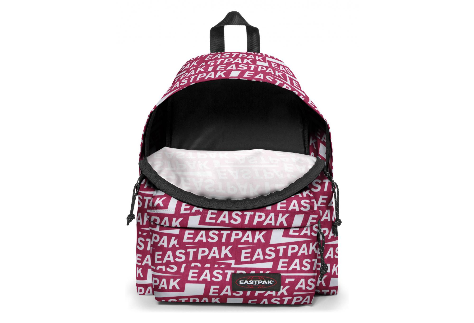 fb036a5db Eastpak Padded Pak R Backpack Chatty Sticker Red