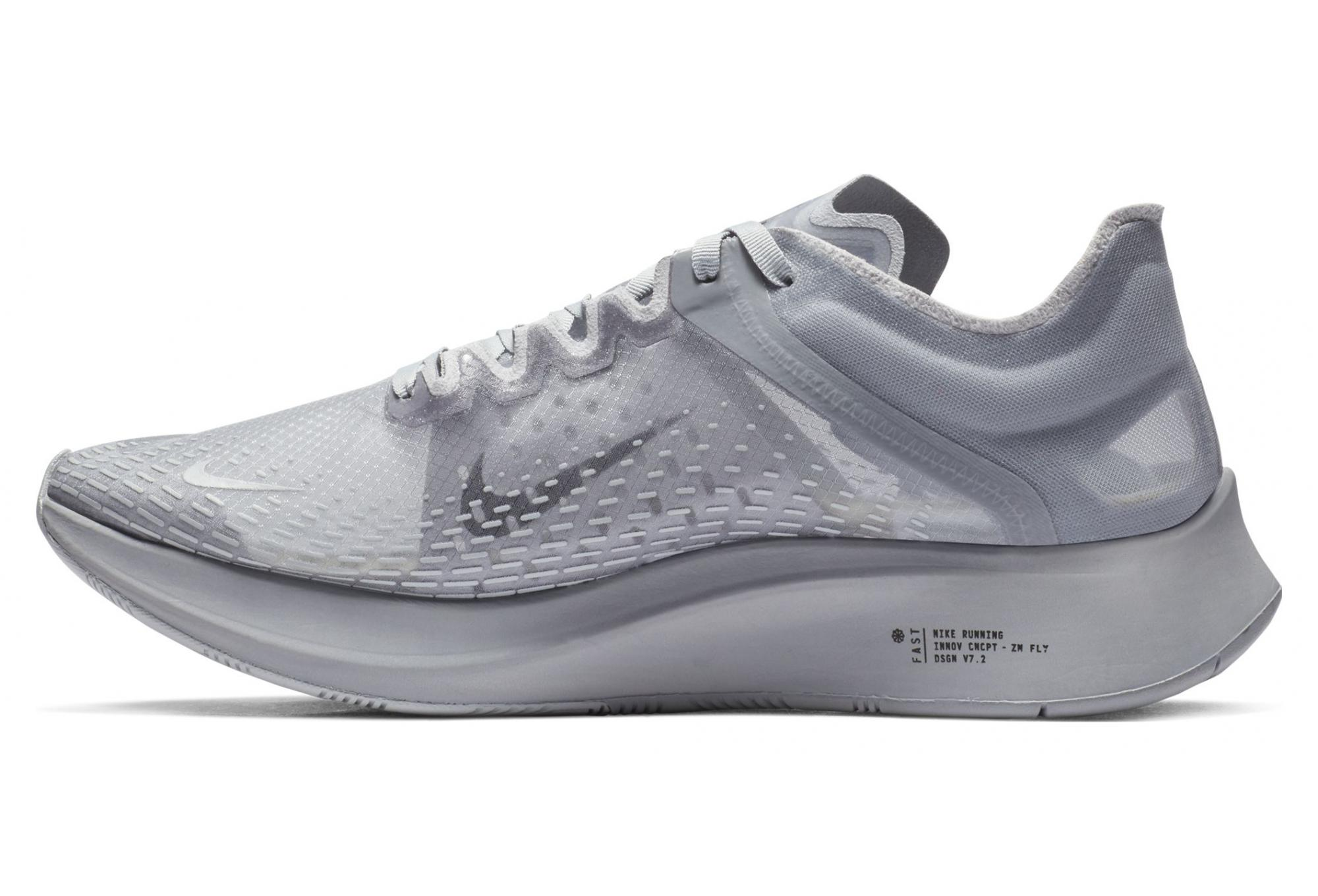 Nike Zoom Fly SP Fast Grey Men  7128510bb