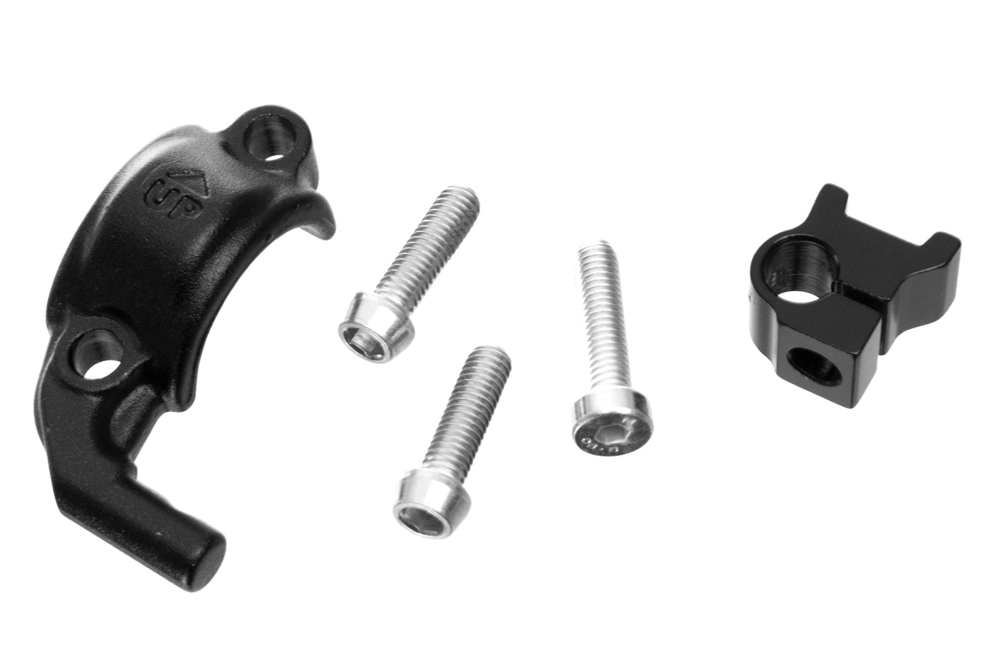 utilisation durable clair et distinctif tout à fait stylé Kit Collier de serrage Formula SRAM Droit C1/CR3/Cura Noir mat