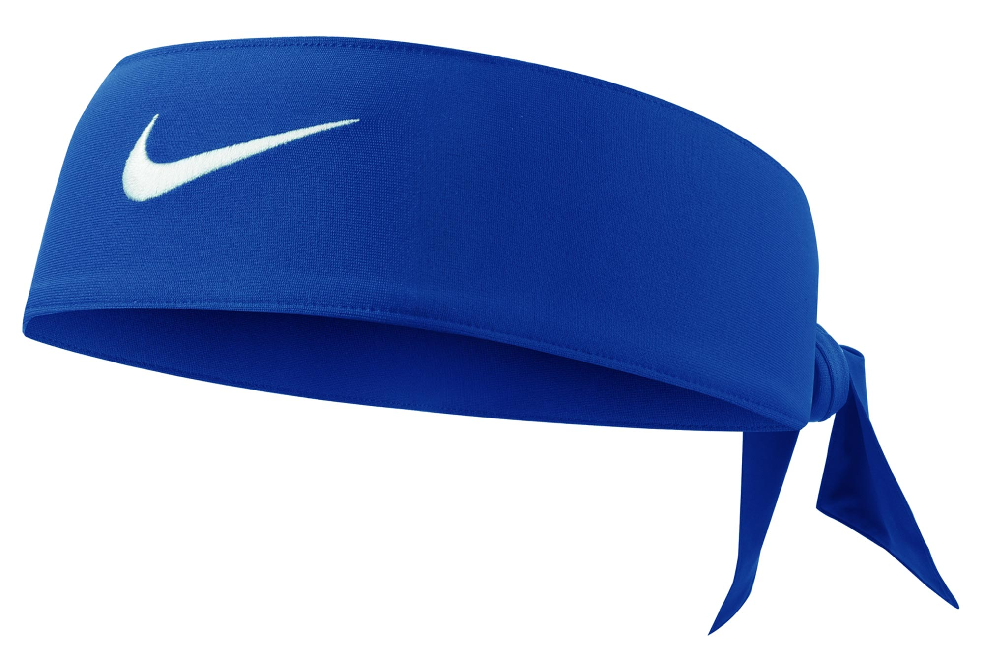 c9871bb485f6f1 Nike Dri-Fit Head Tie 2.0 Stirnband Blau | Alltricks.de