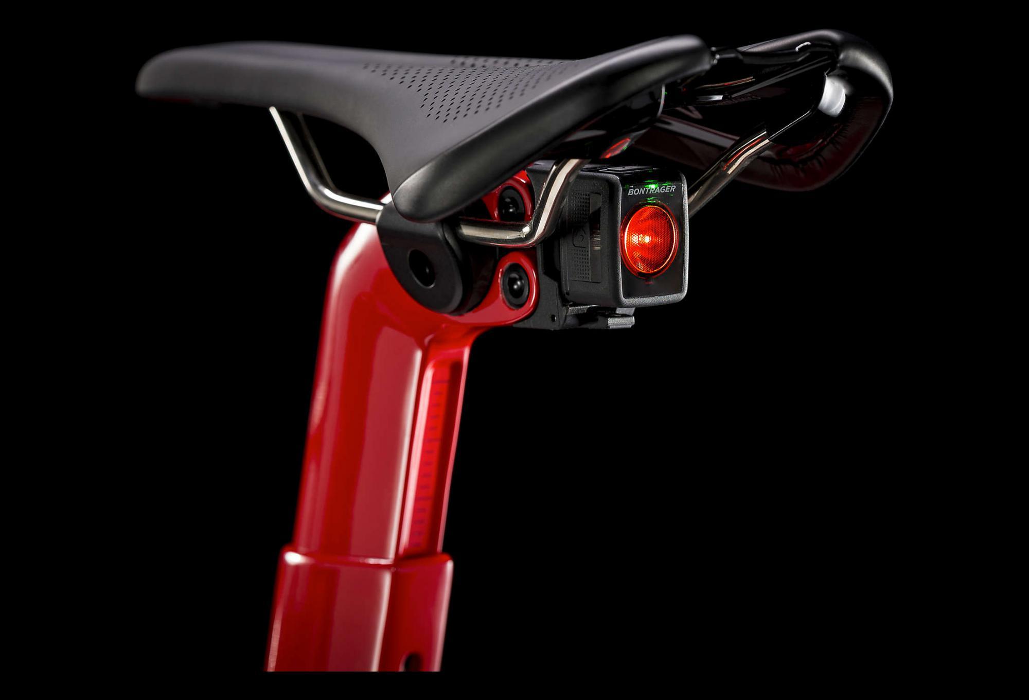 Trek Madone SLR CYCLIQ seatpost mount