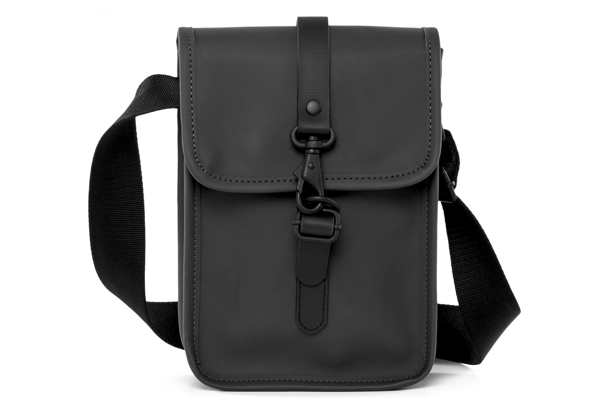 RAINS Waterproof Messenger BagBlack