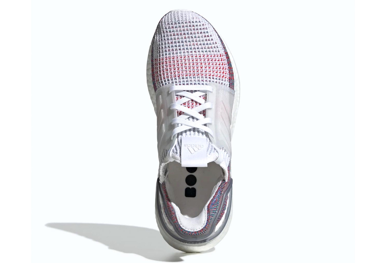 Scarpe da Running adidas UltraBOOST 19 Refract Bianco Multicolore da Donna a11ea411289