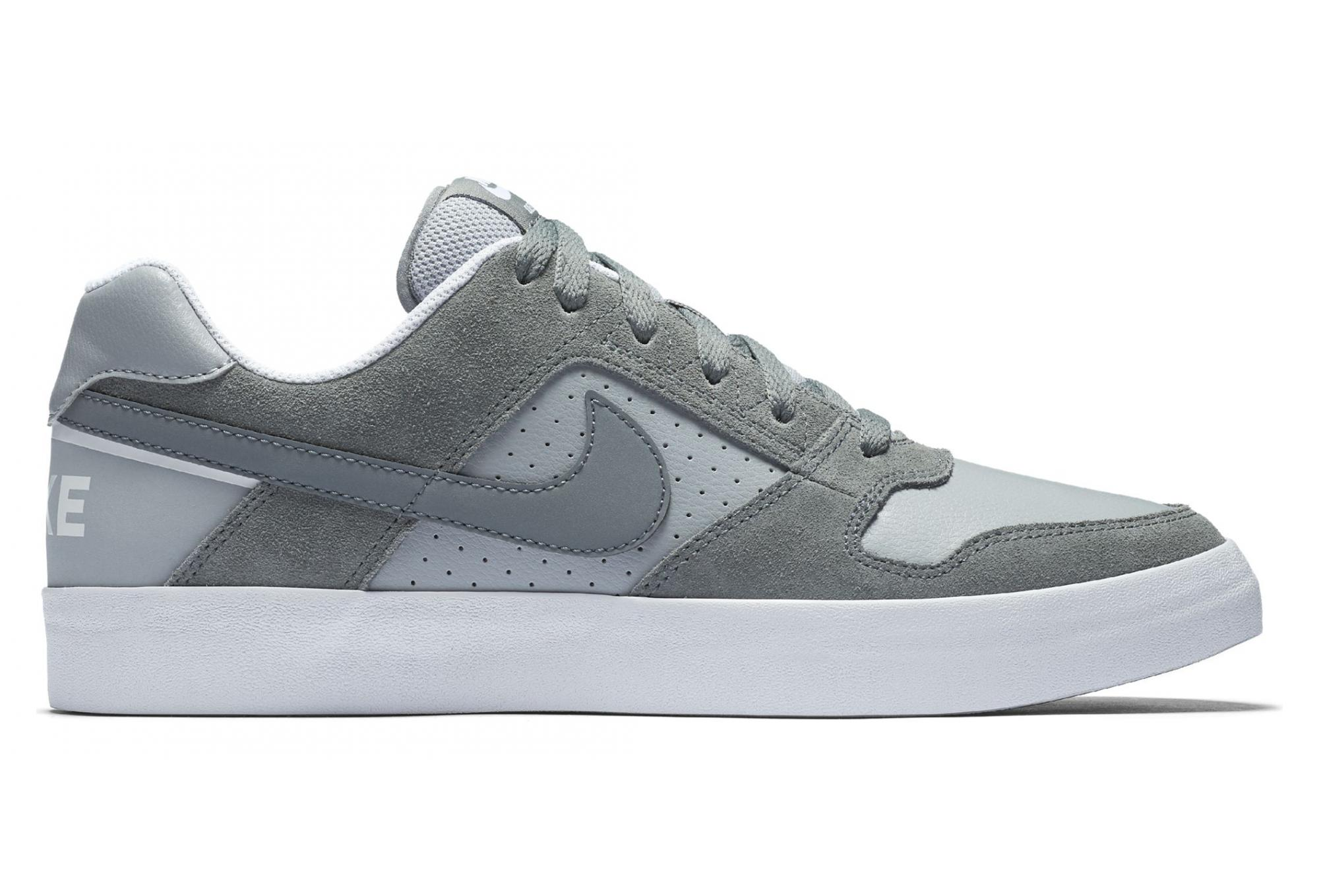 9cdfb977c1 Nike Sb Delta Force Vulc Shoe Grey | Alltricks.com