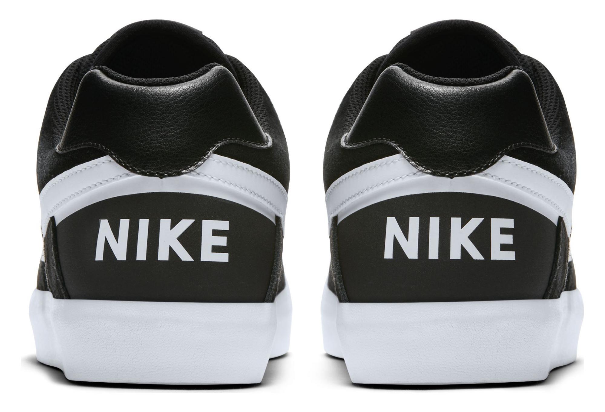 Nike SB Delta Force Vulc Shoe Black