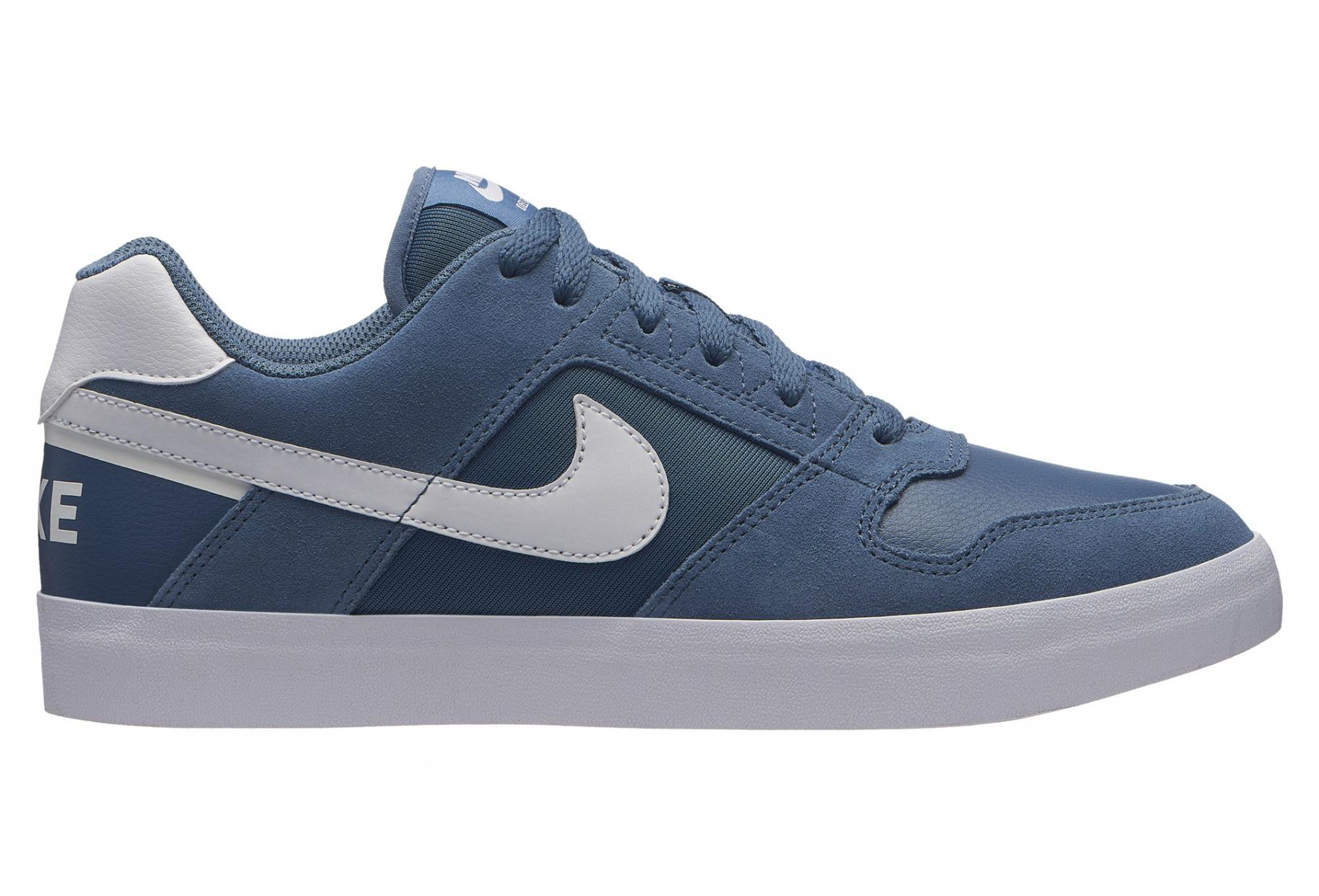 Nike SB Delta Force Vulc Shoe Blue White | Alltricks.com