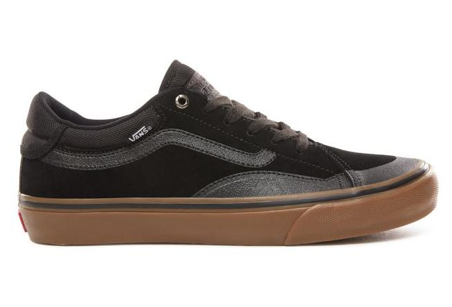 Chaussures Vans TNT Advanced Prototype Noir Gum |