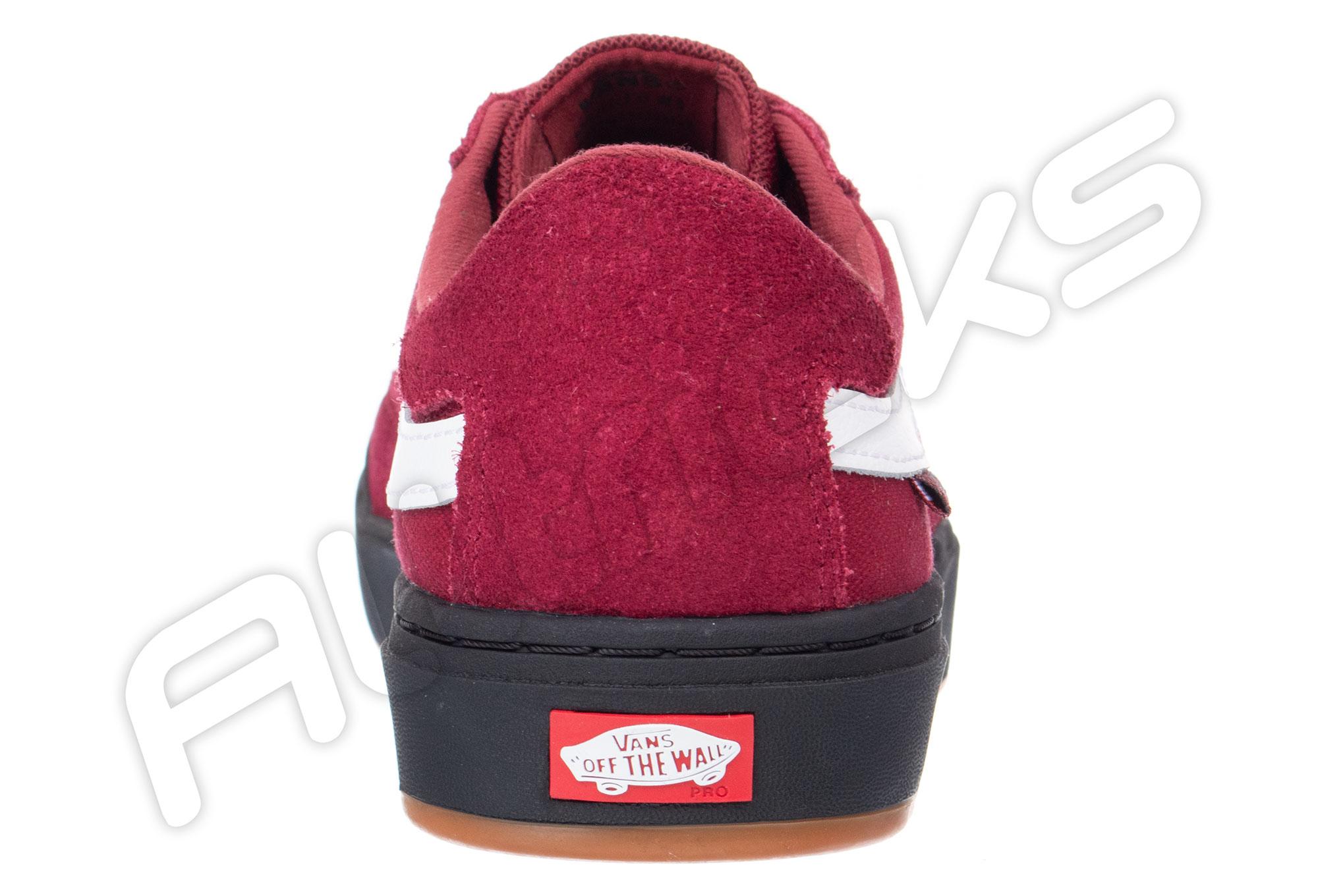 Vans Berle Pro Shoes Rumba Red