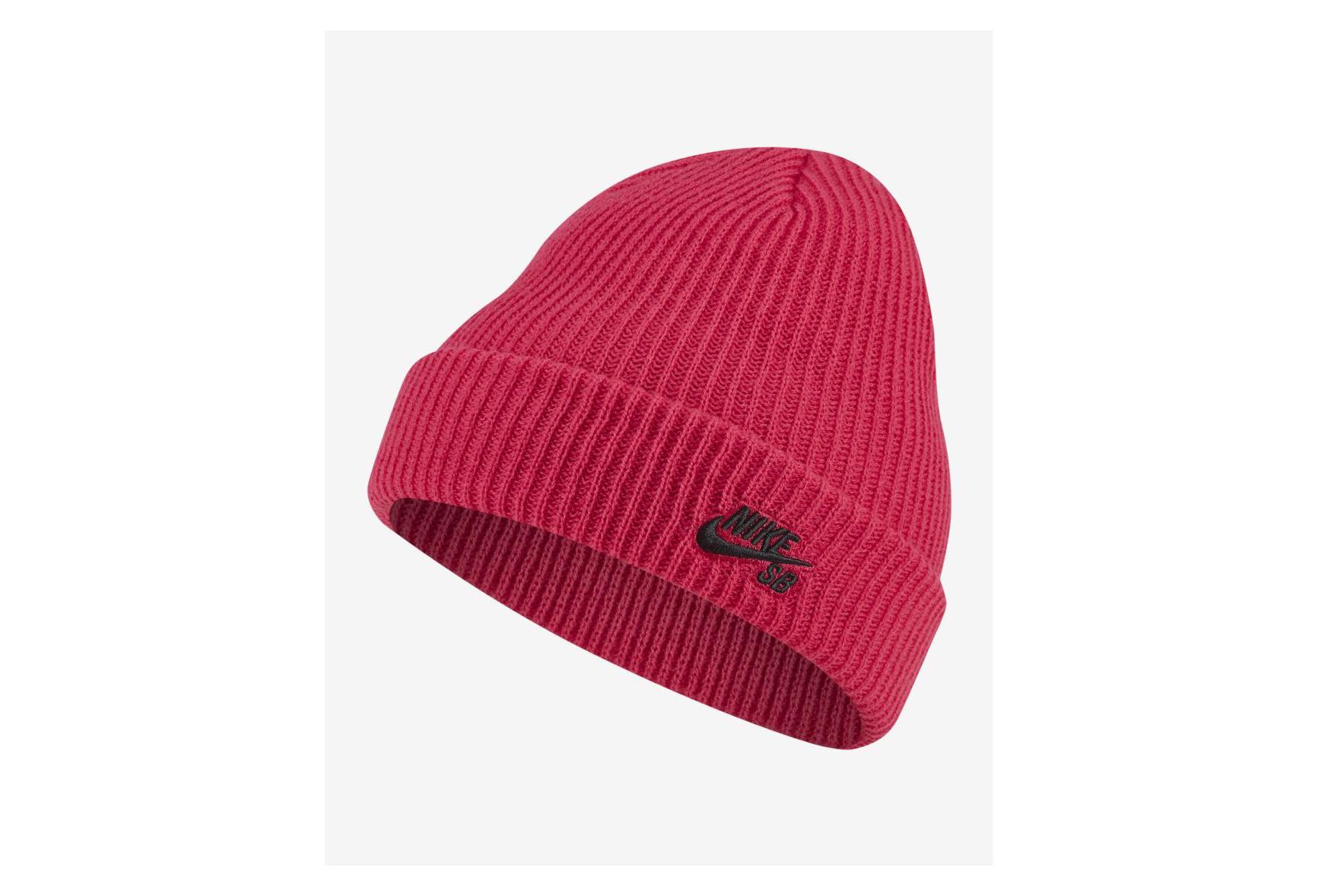 277b2f4701be7 Nike SB Fisherman Cap Pink   Black