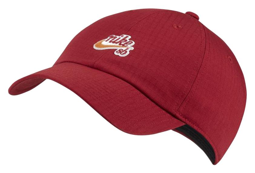 Nike SB Cap Heritage86 Red  a852a4130211