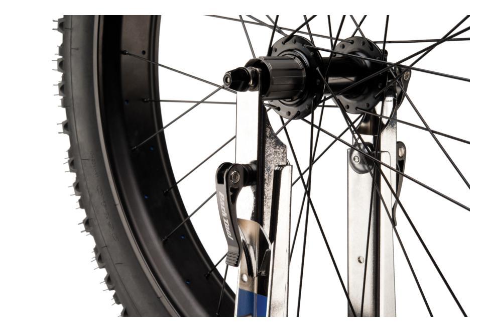 Park Tool Upright Extensions /& Thru Axle Adaptor