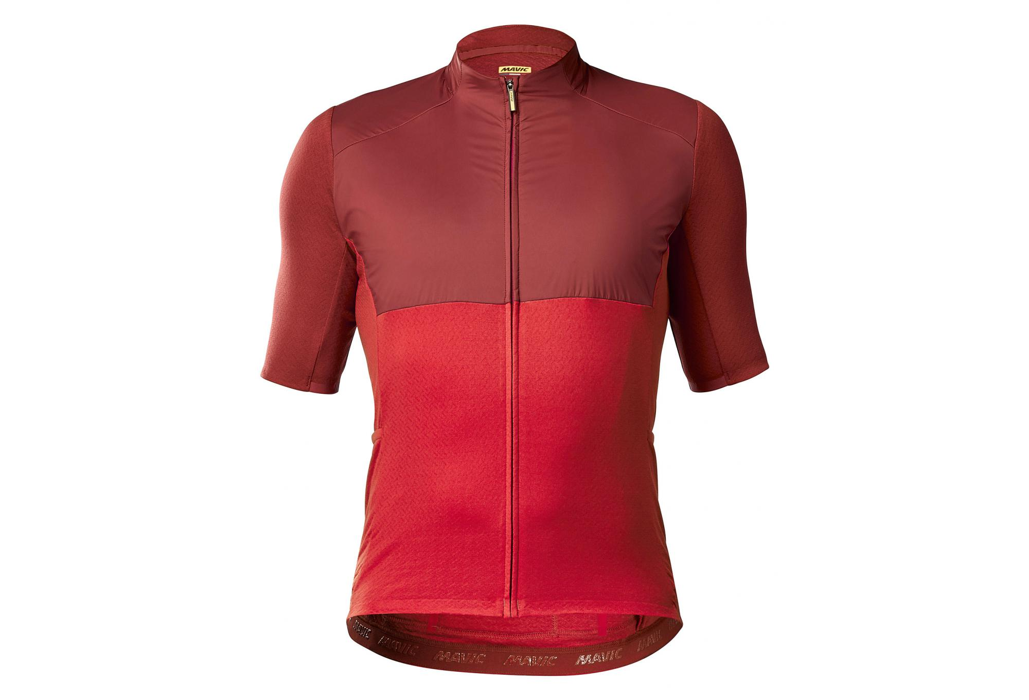 cdd122f03b2 MAVIC Allroad Wind Short Sleeves Jersey Red | Alltricks.com