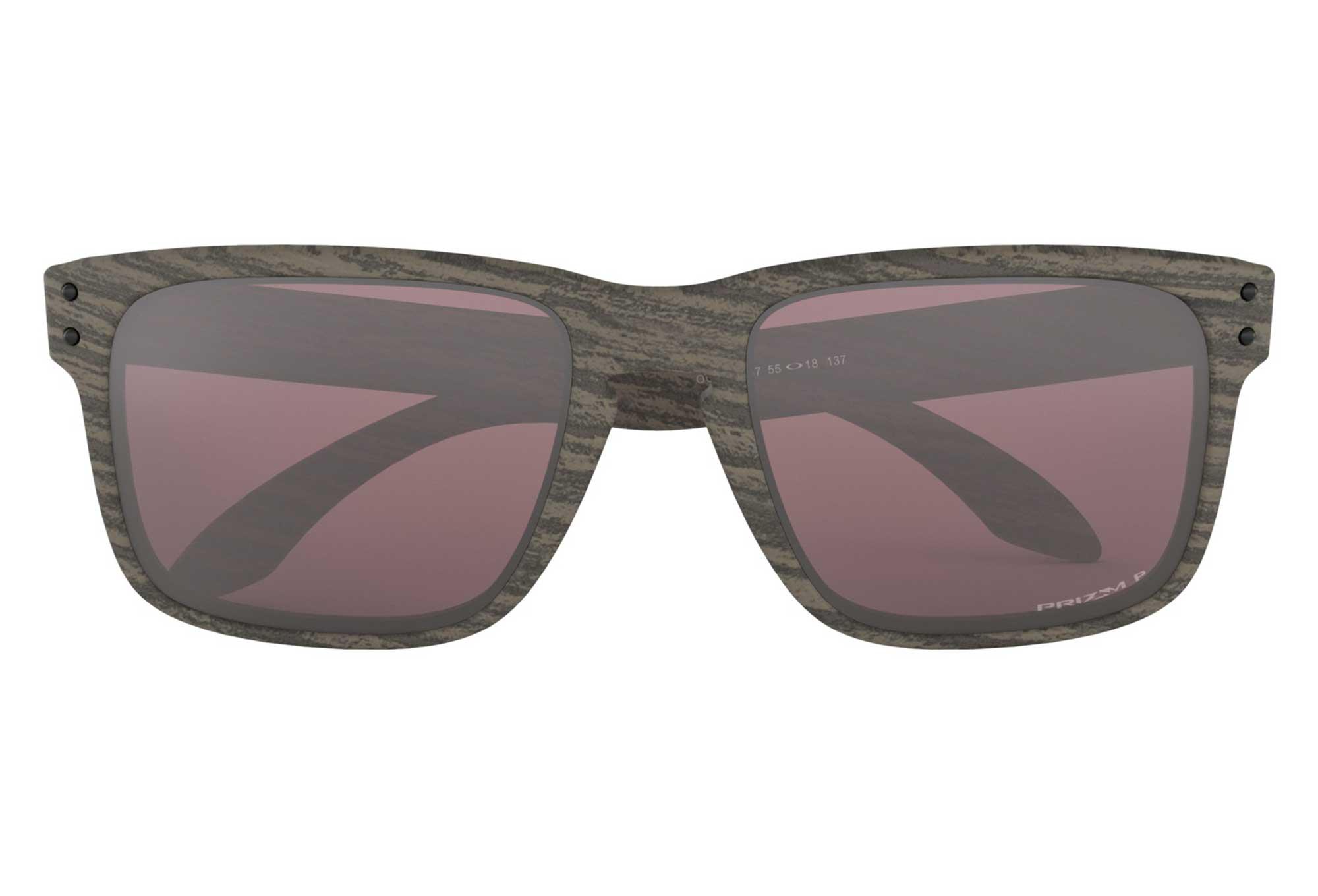 5cc73af000 Oakley Holbrook Woodgrain Collection Sunglasses Woodgrain - Prizm Daily  Polarized OO9102-B7