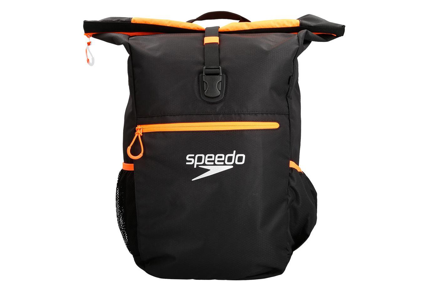 Speedo Team Rucksack III Black Orange