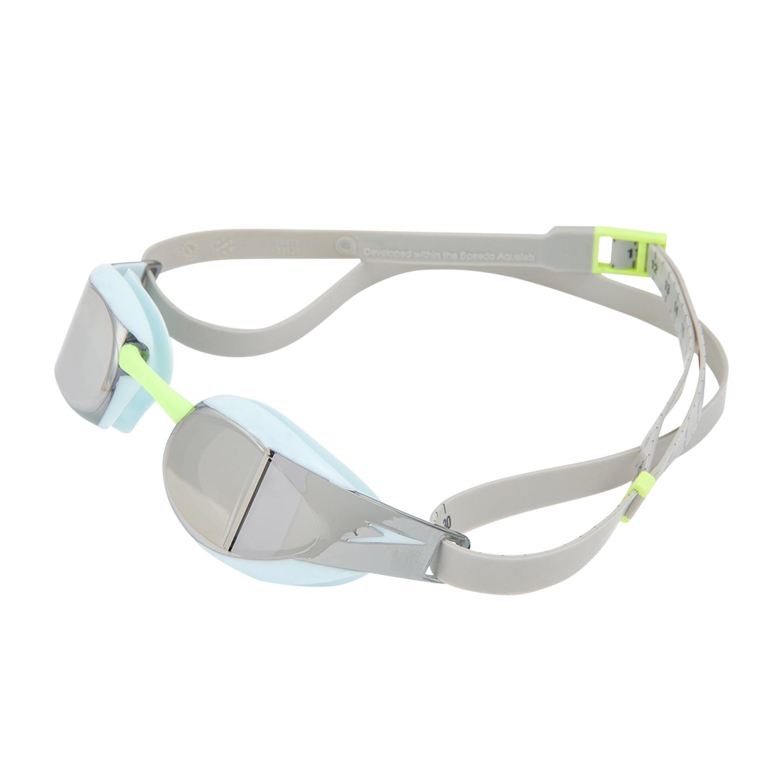 save off luxury new items Speedo FastSkin Elite Swimming Goggle Mirror Grey