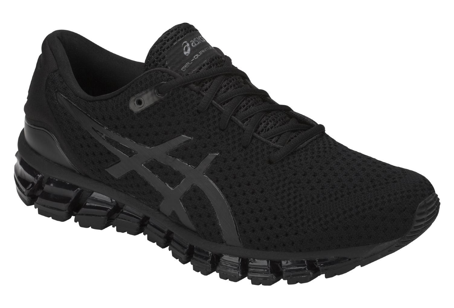 info for 076a4 be788 Asics Shoes Run Gel Quantum 360 Knit 2 Black Men