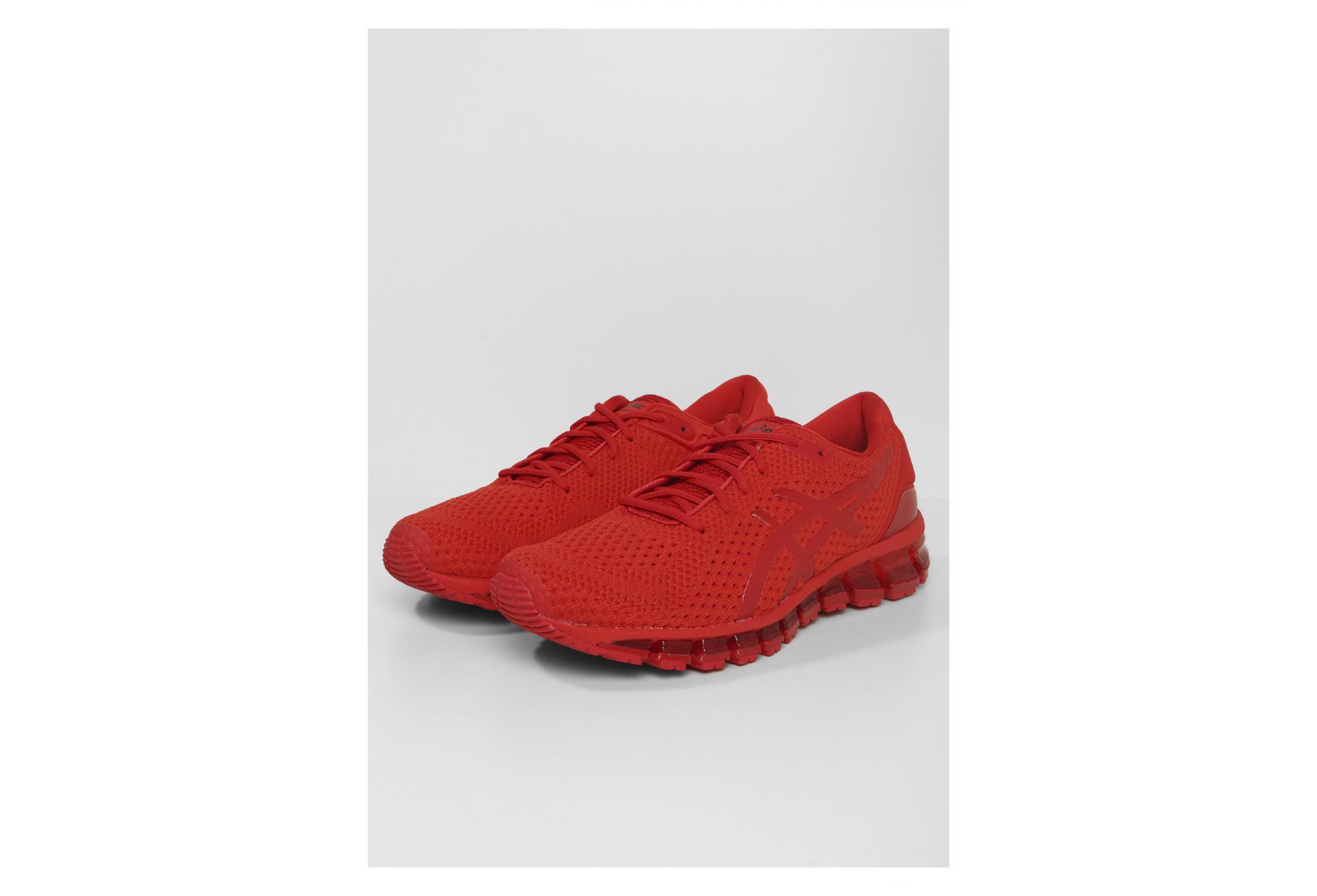quality design 12e94 5116e Asics Shoes Run Gel Quantum 360 Knit 2 Red Men