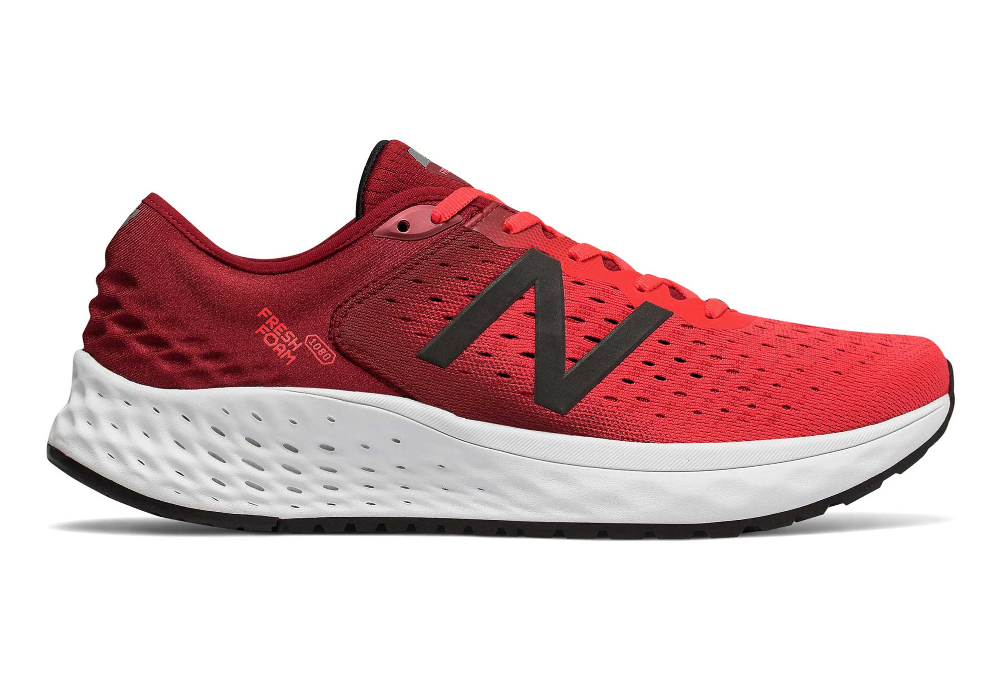 New Balance Fresh Foam 1080 V9 Rouge Homme
