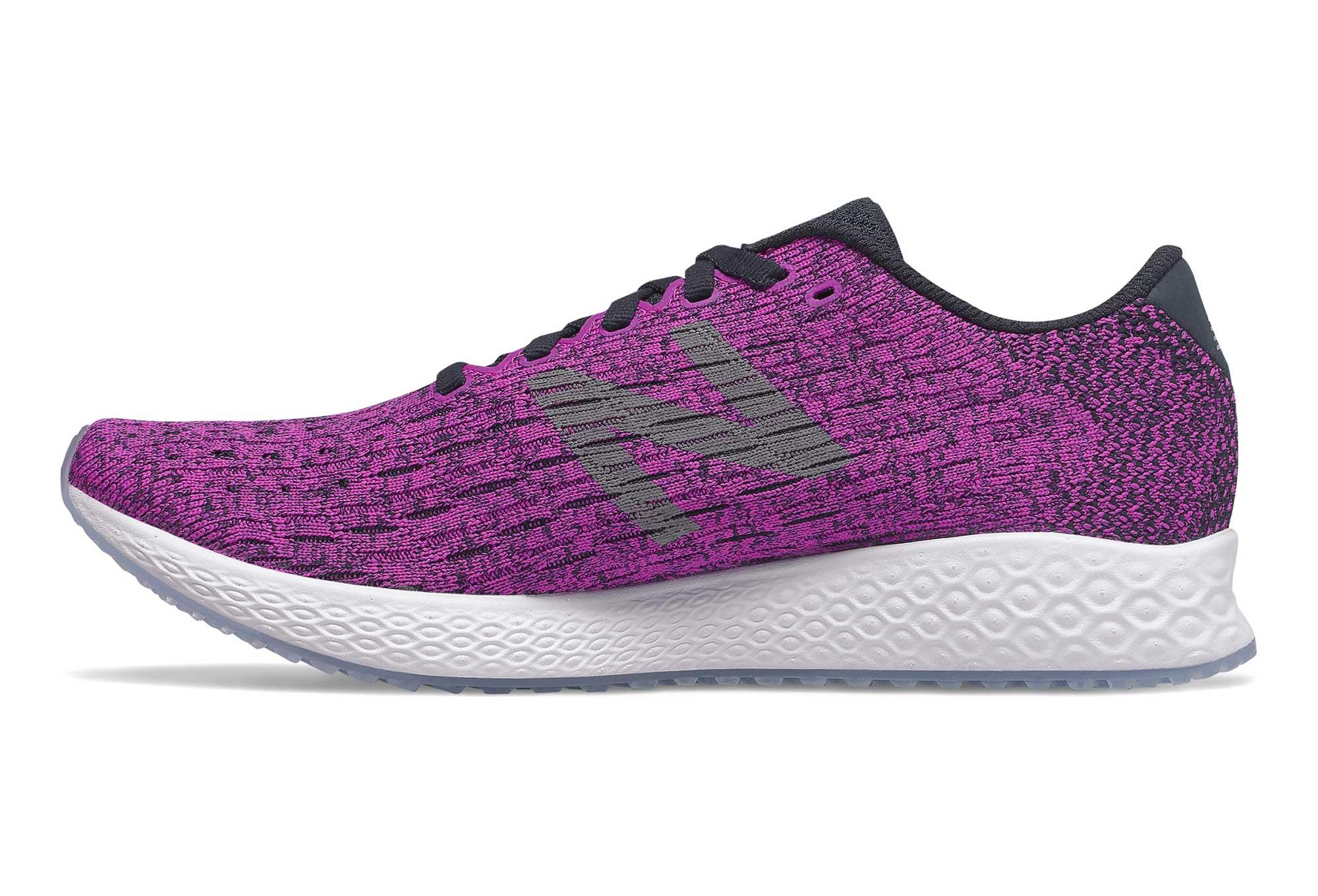 New Balance Fresh Foam Zante Pursuit Violeta Mujer