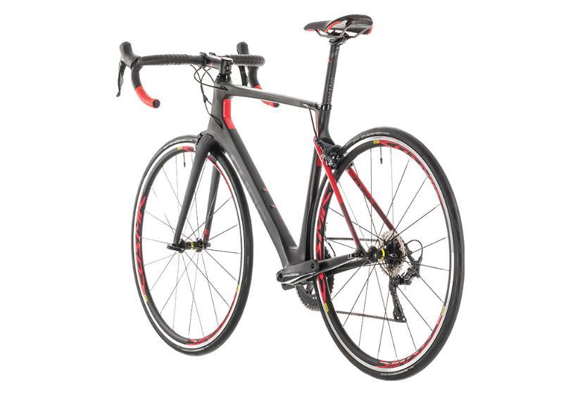 d2783895c4a98d Vélo de Route Cube Agree C 62 Pro Shimano Ultegra 11v Carbone Noir   Rouge  2019
