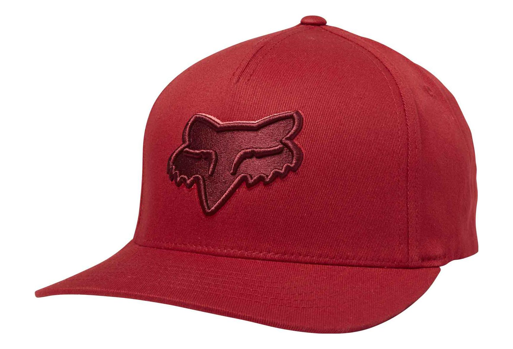 98dfc091d Fox Epicycle Flexfit Hat Red | Alltricks.com