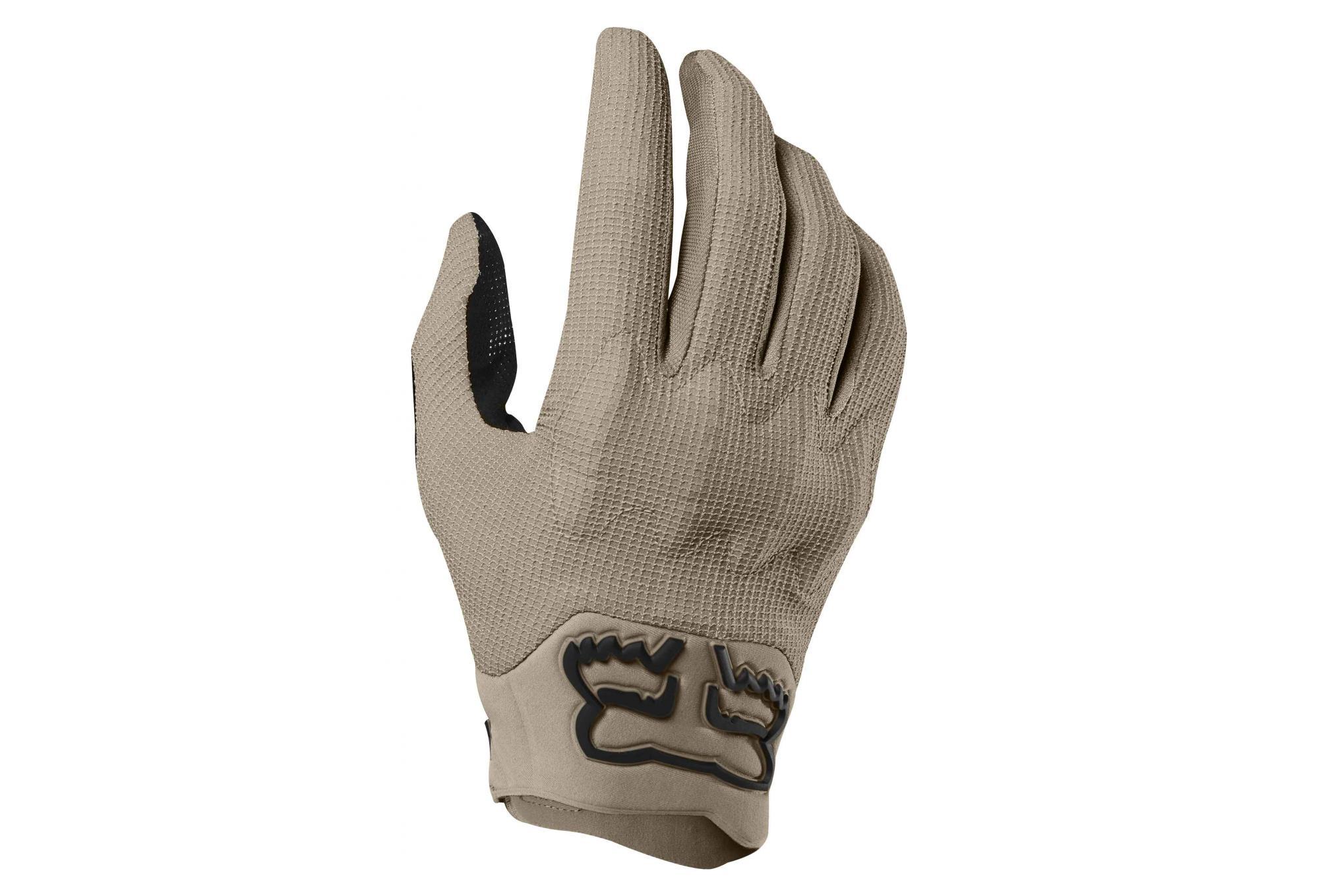 Fox Defend Kevlar D3O Long Glove Beige