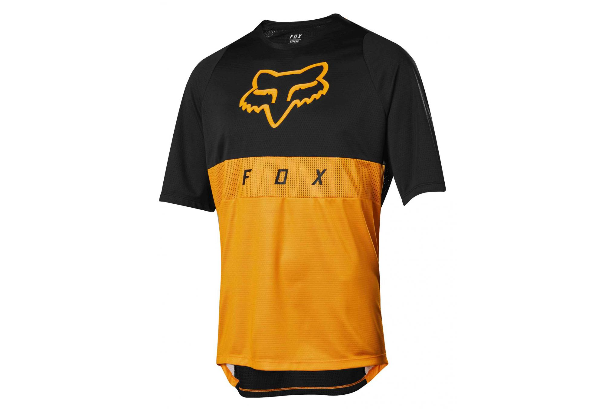 Maillot manches courtes Fox maillot cyclisme TLD T-shirt VTT maillot de course