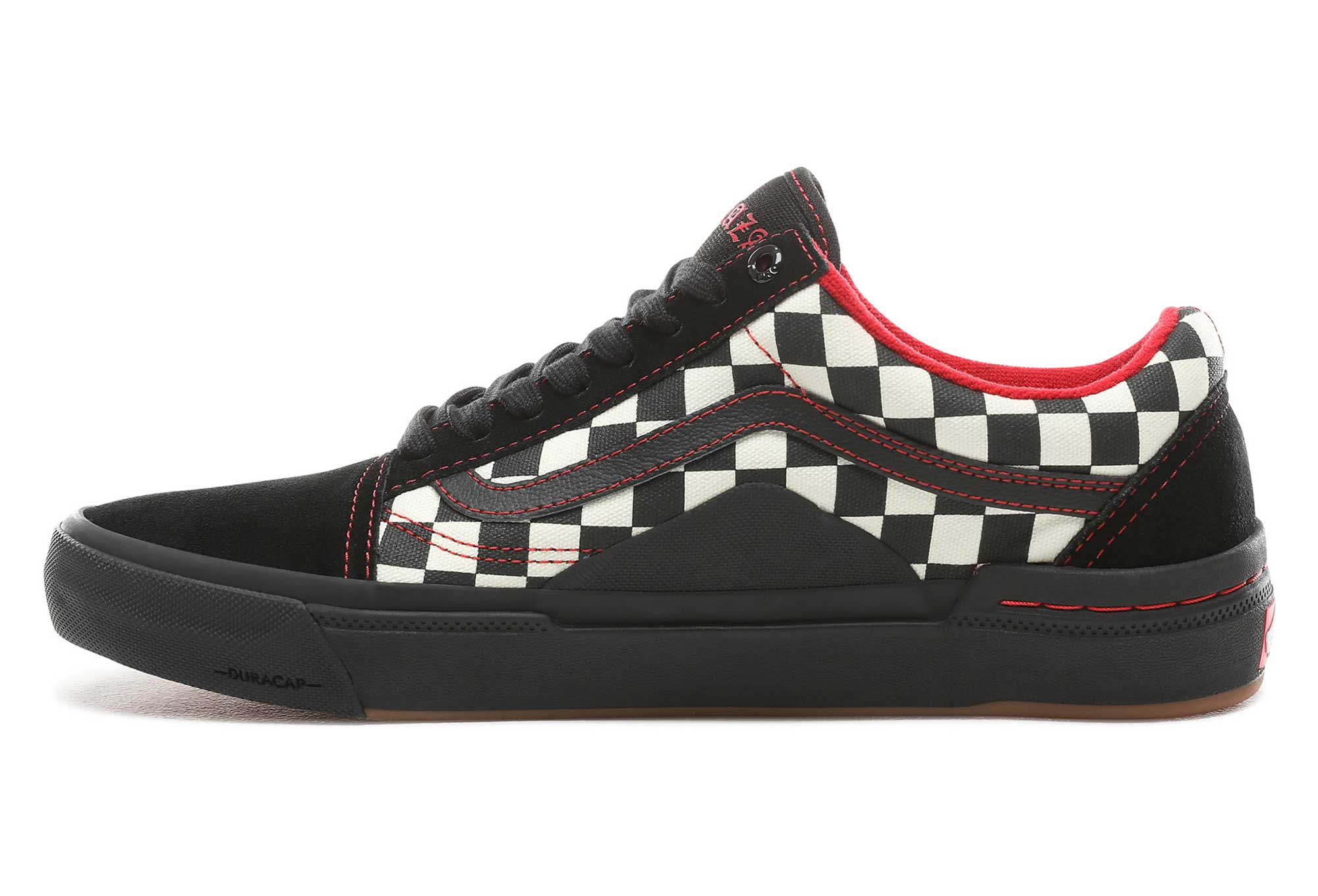 5431a60052a11 Vans Old Skool Pro Shoes BMX Kevin Peraza Black / White | Alltricks.com