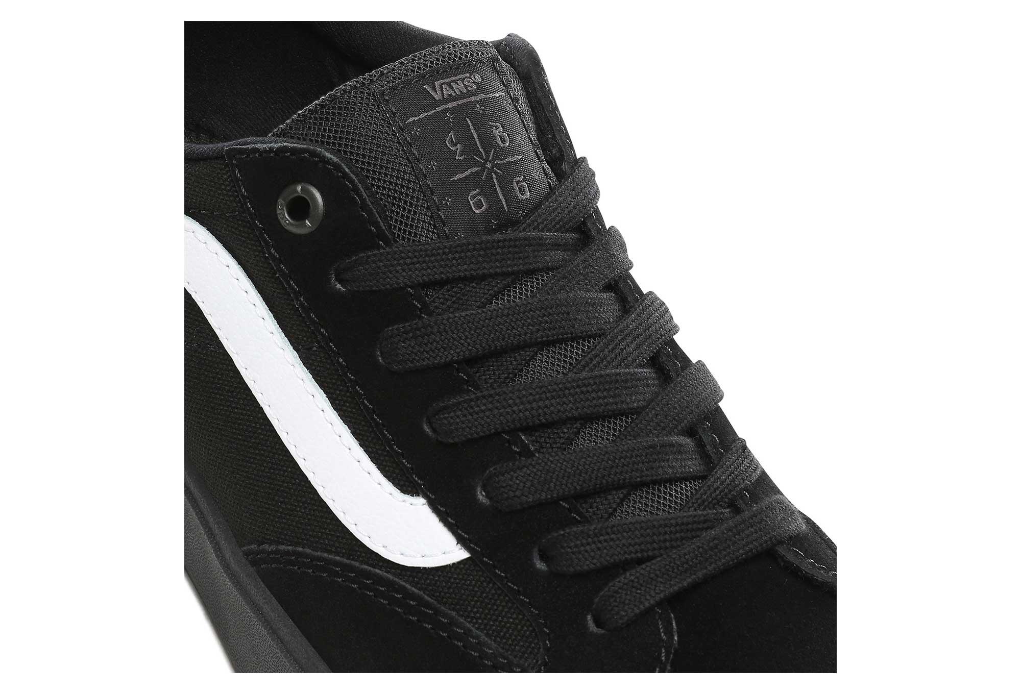 Chaussures Vans Berle Pro Noir Blanc