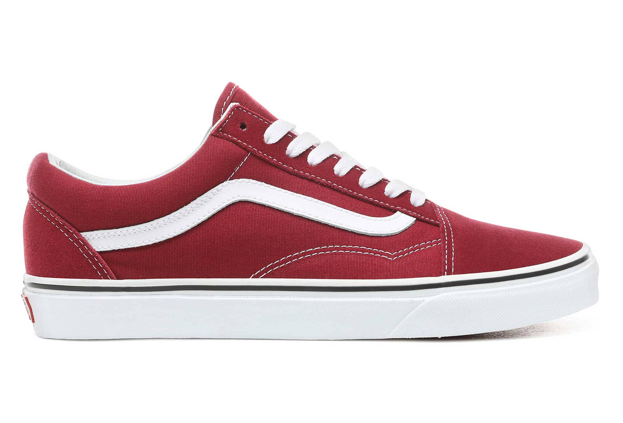 f11a4661ab1c Vans UA Old Skool Rumba Shoes Red   White
