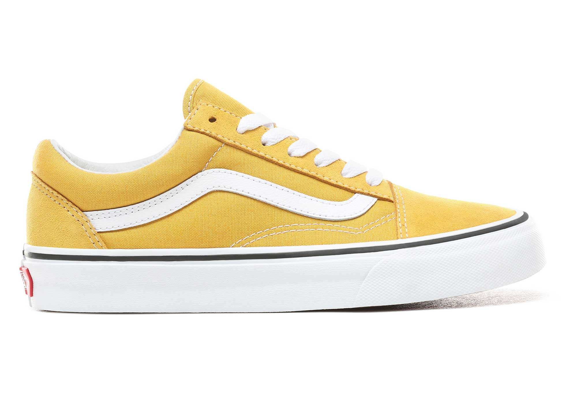 vans Old Skool giallo